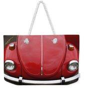 Red Bug Weekender Tote Bag