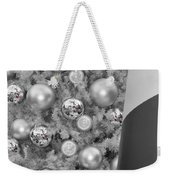 Red Candy Reflections Weekender Tote Bag