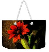 Red Coneflower Weekender Tote Bag