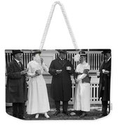 Red Cross Luncheon, 1917 Weekender Tote Bag