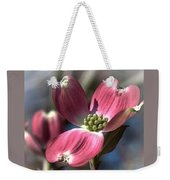 Red Dogwood Weekender Tote Bag
