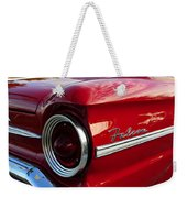 Red Falcon Weekender Tote Bag