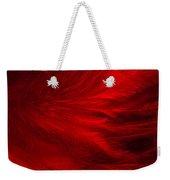 Red Feathers - 1 Weekender Tote Bag