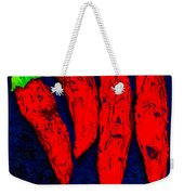 Red Hot Chili Weekender Tote Bag