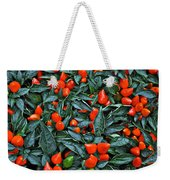 Red Hots Weekender Tote Bag