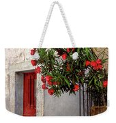 Red In Provence Weekender Tote Bag