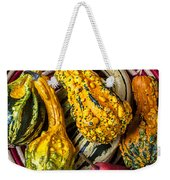 Red Pear And Gourds Weekender Tote Bag