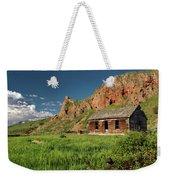 Red Rock Cabin Weekender Tote Bag