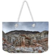 Red Rock Canyon Cliffs Weekender Tote Bag