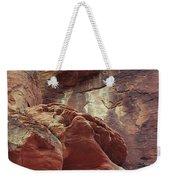 Red Rock Canyon Petroglyphs Weekender Tote Bag