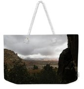 Red Rock Canyon View Weekender Tote Bag