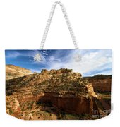 Red Rock Canyons Weekender Tote Bag