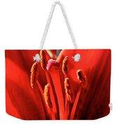 Red Rules Weekender Tote Bag