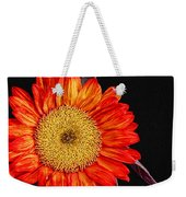Red Sunflower II  Weekender Tote Bag