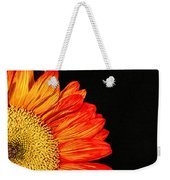 Red Sunflower IIi Weekender Tote Bag