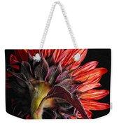 Red Sunflower X Weekender Tote Bag