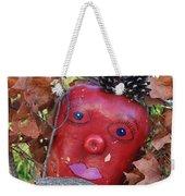 Redhead Scarecrow Weekender Tote Bag