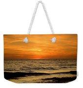 Redington Beach Sunset Weekender Tote Bag