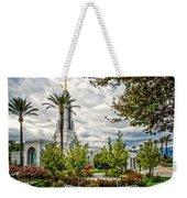 Redlands Temple Palm Weekender Tote Bag