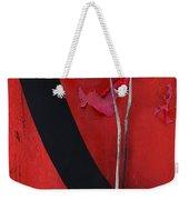 Redrum Weekender Tote Bag by Skip Hunt