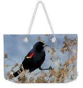 Redwing Blackbird Weekender Tote Bag