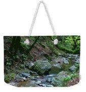 Redwood Creek Art Weekender Tote Bag