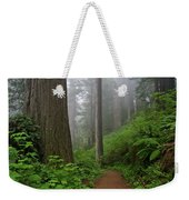 Redwood Path Weekender Tote Bag