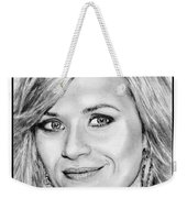 Reese Witherspoon In 2010 Weekender Tote Bag
