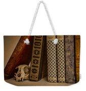 Reference Weekender Tote Bag