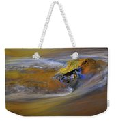 Reflected Autumn Color Weekender Tote Bag