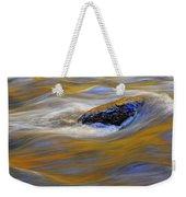 Reflected Color Weekender Tote Bag