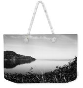 Reflected Perfectly Calm Weekender Tote Bag