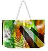 Reflecting On A Day Gone By Weekender Tote Bag
