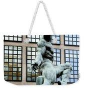 Reflecting Sculpture Weekender Tote Bag