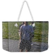 Reflection And Remembrance Weekender Tote Bag