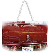 Reflection In Candy Weekender Tote Bag