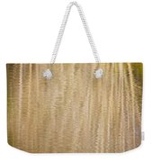 Reflection In Pond Weekender Tote Bag