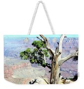Reflection In The Canyon Weekender Tote Bag