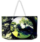 Reflection Of A Photographer Weekender Tote Bag