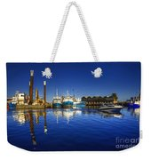 Reflections At Freemantle Weekender Tote Bag