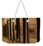 Reflections From A Series Of Painting Frames Weekender Tote Bag