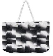Reflections Of A Rain Shower Weekender Tote Bag by Tim Allen