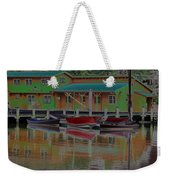 Reflections Of Color Weekender Tote Bag