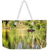 Reflections Of Fathers' Day Weekender Tote Bag