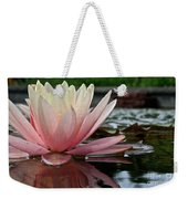 Reflections Of Summer Weekender Tote Bag
