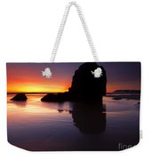 Reflections Of The Tides Weekender Tote Bag