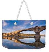 Reflections On Fernbridge Weekender Tote Bag