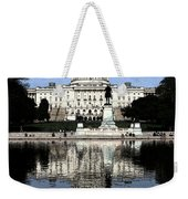 Reflective Government Weekender Tote Bag