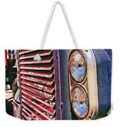 Reflective Grill Weekender Tote Bag