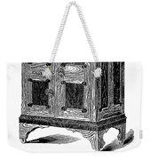 Refrigerator, 1876 Weekender Tote Bag by Granger